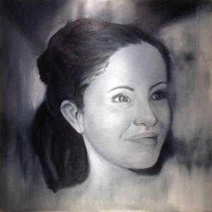 Portrait of Naama